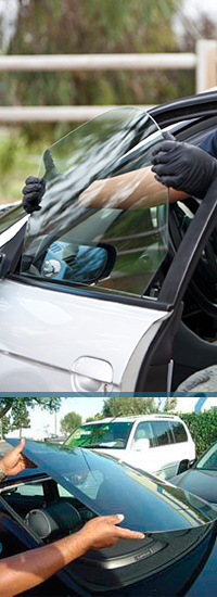 manchester car glass repair replacement services